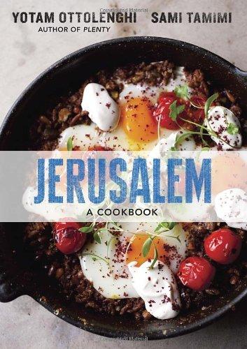 Jerusalem- A Cookbook