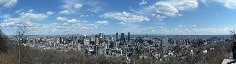 Photo - Montreal skyline