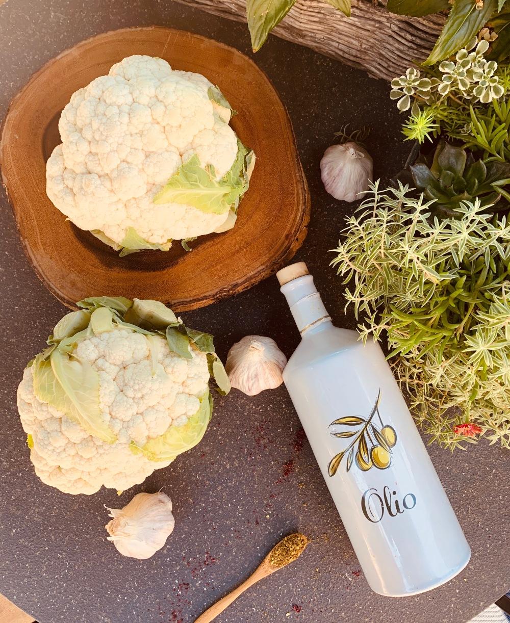 Cauliflower photo by Shaniti